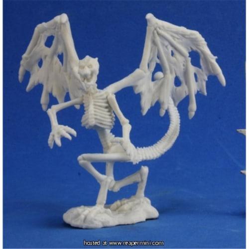 Reaper Miniatures REM77325 25mm Scale Bone Devil - Bob Ridolfi Perspective: front