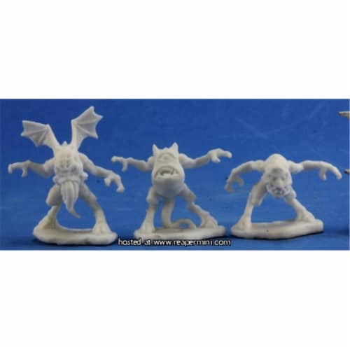 Reaper Miniatures REM77335 25mm Scale Hordlings Sprue - Bob Ridolfi Perspective: front