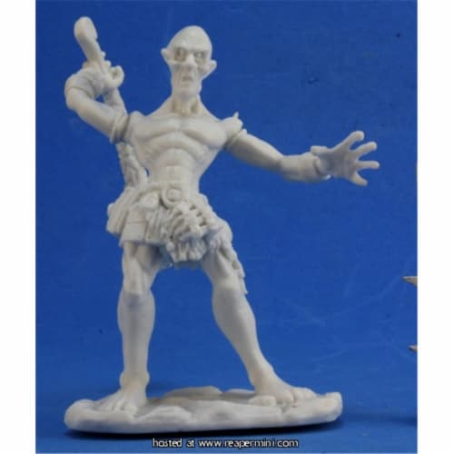 Reaper Miniatures REM77336 25mm Scale Stone Giant, Jason Wiebe Perspective: front