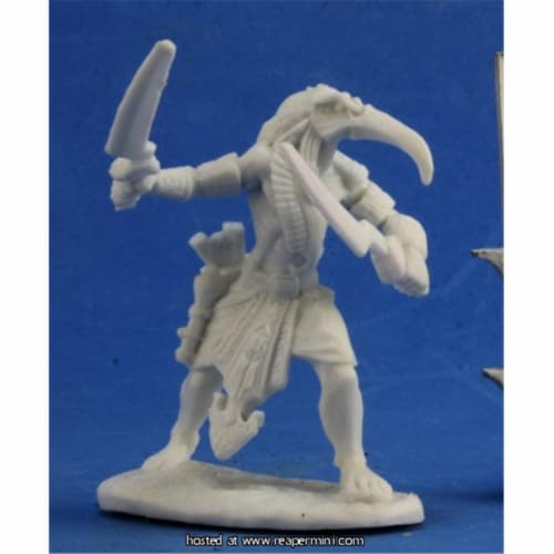 Reaper Miniatures REM77339 25mm Scale Avatar of Thoth - Julie Guthrie Perspective: front