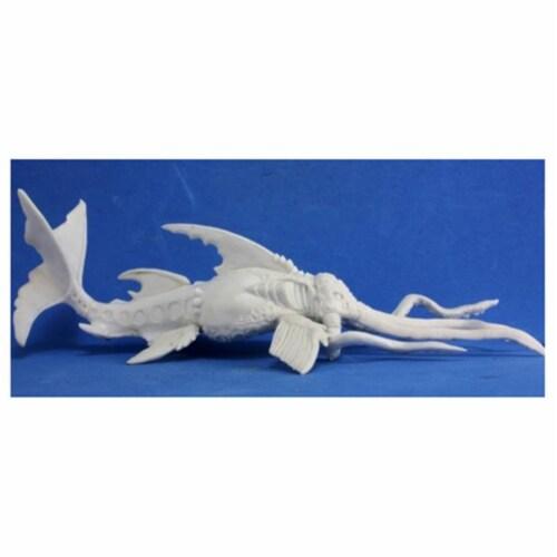 Reaper Miniatures REM77343 Bones Goroloth Miniatures Perspective: front