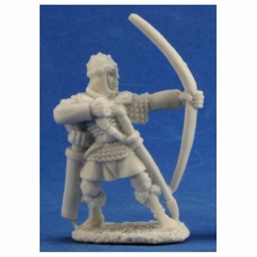 Reaper REM77358 Bones Anhurian Bowman Miniature Figures Perspective: front