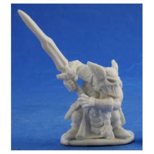 Reaper REM77397 Bones Logrim Miniature Figures Perspective: front