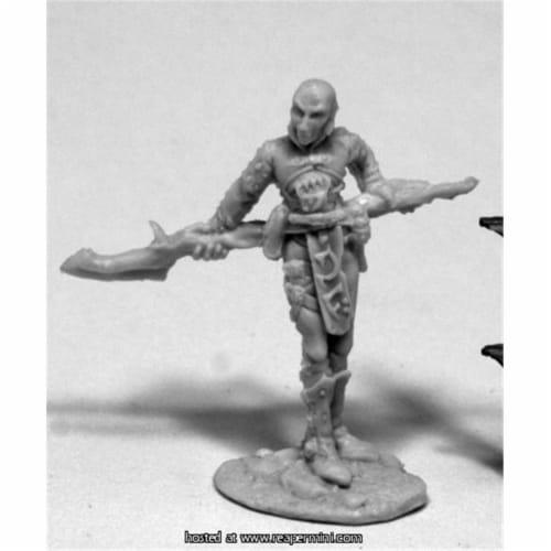 Reaper Miniatures REM77411 25mm Scale Eredain, Mercenary Wizard - Werner Klocke Perspective: front