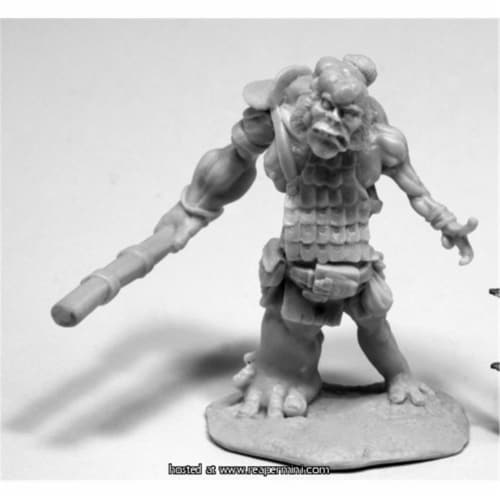 Reaper Miniatures REM77416 25mm Scale Formorian Giant - Jason Wiebe Perspective: front