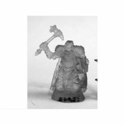 Reaper Miniatures REM77451 Bones Invisible Cleric Miniature Figure Perspective: front