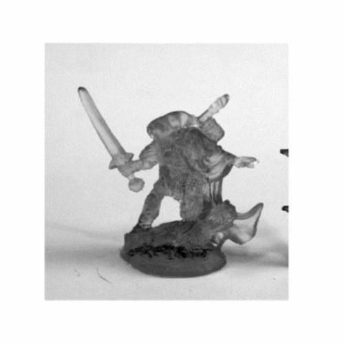 Reaper Miniatures REM77452 Bones Invisible Ranger Miniature Figure Perspective: front