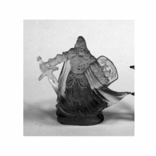 Reaper Miniatures REM77453 Bones Invisible Warrior Miniature Figure Perspective: front