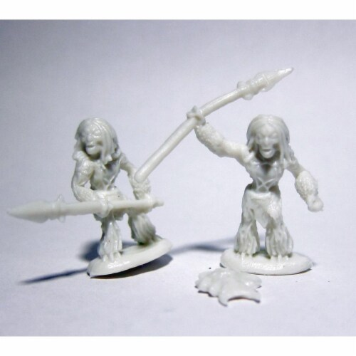 Reaper Miniatures REM77513 28 mm Dark Heaven Bones Vegypygmy W3 Pack Mint of Miniature Games Perspective: front