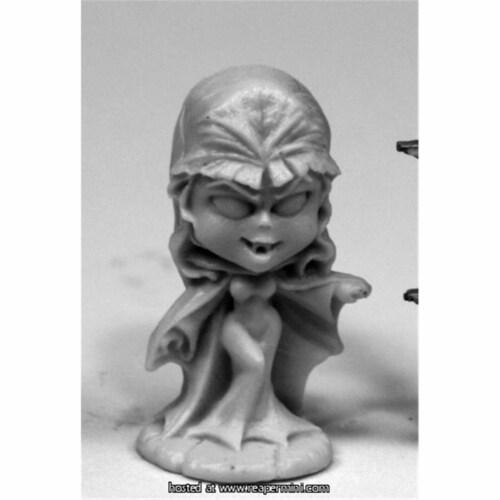 Reaper Miniatures REM77595 25mm Scale Bonesylvanians, Tish - Bob Ridolfi Perspective: front