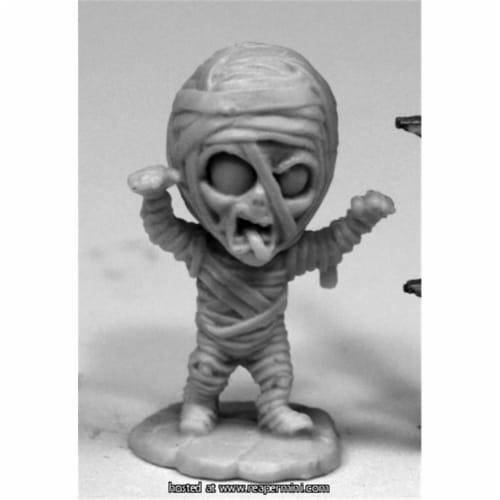 Reaper Miniatures REM77596 25mm Scale Bonesylvanians, Sandy - Bob Ridolfi Perspective: front