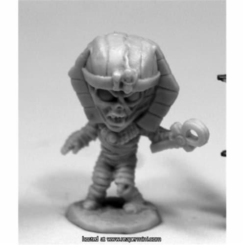 Reaper Miniatures REM77597 25mm Scale Bonesylvanians, Tut - Bob Ridolfi Perspective: front
