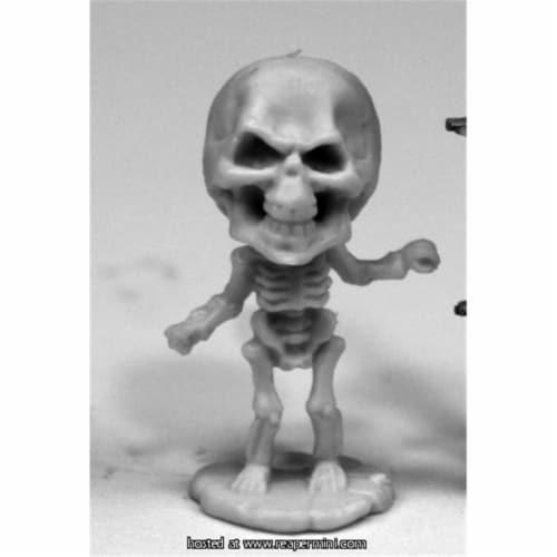 Reaper Miniatures REM77599 25mm Scale Bonesylvanians, Cal - Bob Ridolfi Perspective: front