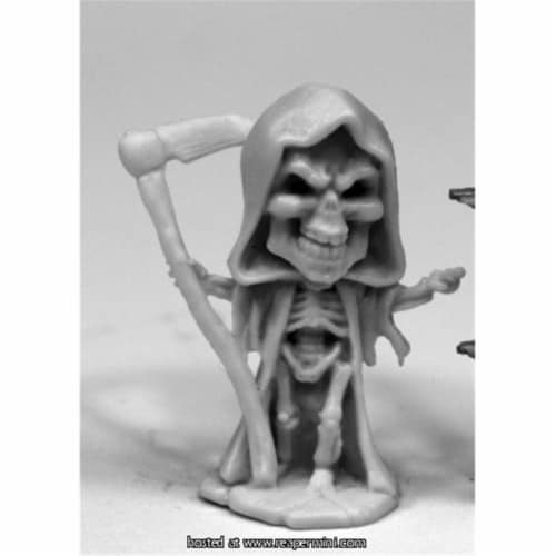Reaper Miniatures REM77602 25mm Scale Bonesylvanians, Morty - Bob Ridolfi Perspective: front