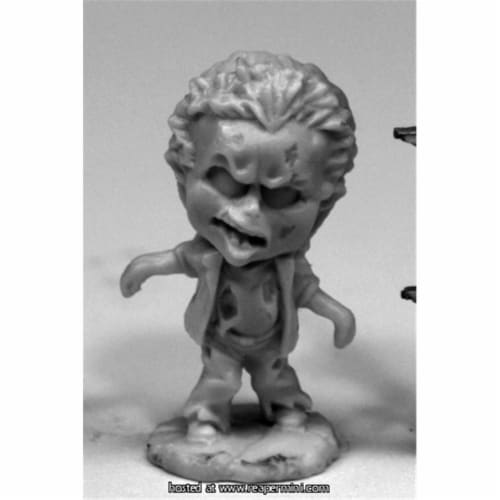 Reaper Miniatures REM77603 25mm Scale Bonesylvanians, Bart - Bob Ridolfi Perspective: front