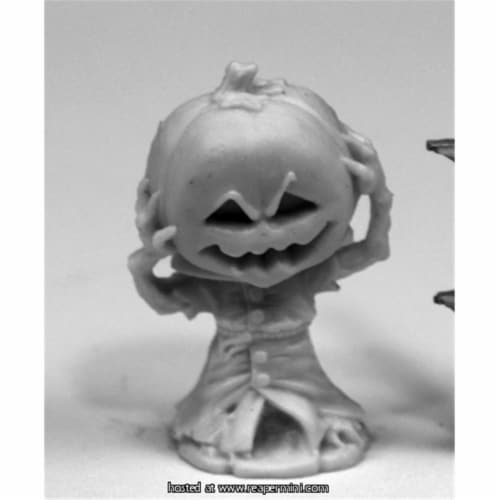 Reaper Miniatures REM77604 25mm Scale Bonesylvanians, Jack - Bob Ridolfi Perspective: front