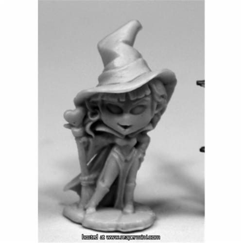 Reaper Miniatures REM77610 25mm Scale Bonesylvanians, Esme - Bob Ridolfi Perspective: front