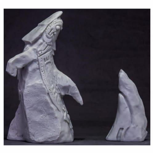 Reaper Miniatures REM77624 Bones - Altar to Dagon W3 Perspective: front