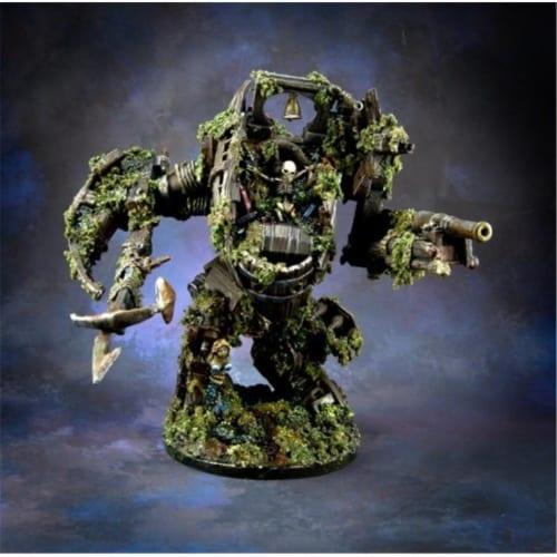 Reaper Miniatures REM77627 Bones Dark Heaven - Shipwreck Revenant W3 Perspective: front
