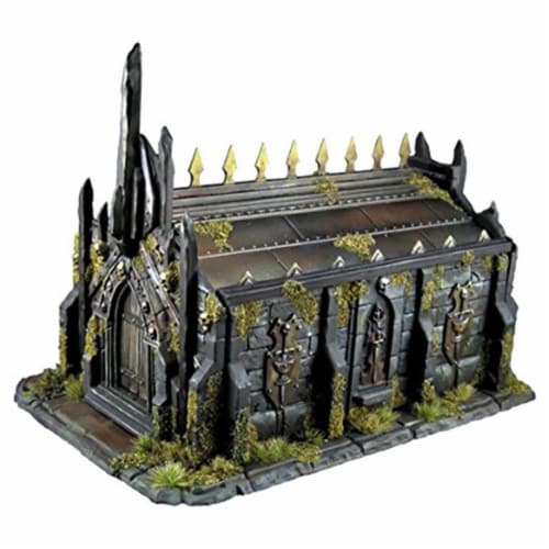 Reaper Miniatures REM77637 Obsidian Crypt Bones Boxed Set Perspective: front