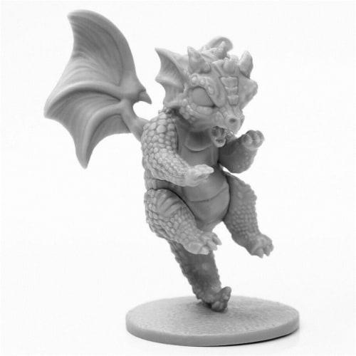 Reaper Miniatures REM77919 Bones - Flying Rocky Reaper Dark Heaven Perspective: front