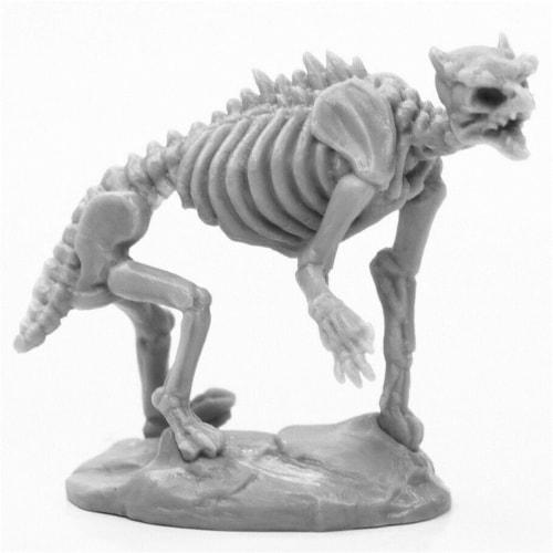 Reaper Miniatures REM77923 Bones - Skeletal Owlbear Reaper Dark Heaven Perspective: front