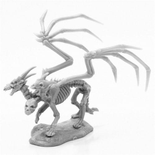 Reaper Miniatures REM77924 Bones - Skeletal Chimera Reaper Dark Heaven Perspective: front