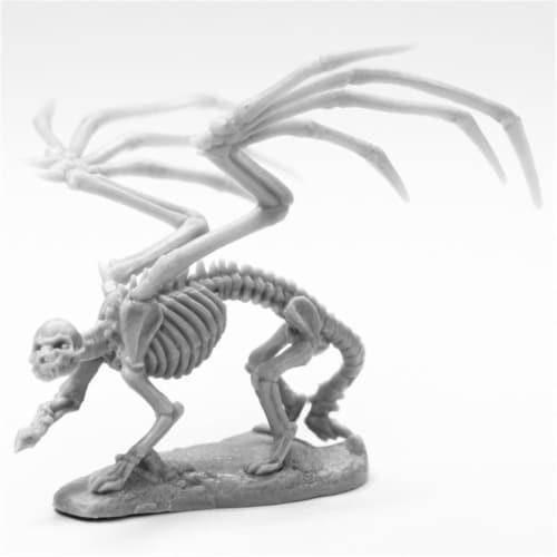 Reaper Miniatures REM77931 Bones - Skeletal Manticore Reaper Dark Heaven Perspective: front