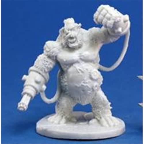 Reaper Miniatures 80001 Bones - Chrono Ape-X Perspective: front