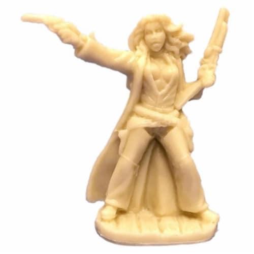 Reaper Miniatures REM80003 Bones-Chrono Ellen Stone Perspective: front