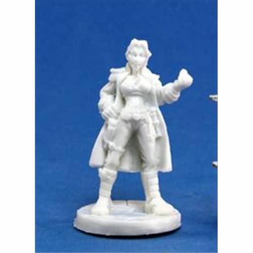 Reaper Miniatures 80004 Bones - Chrono Sascha Dubois Perspective: front