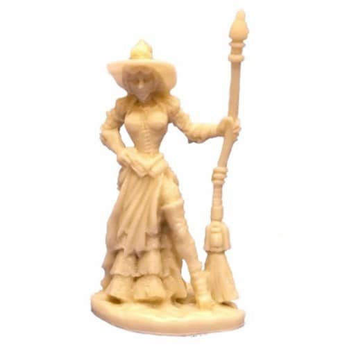 Reaper Miniatures REM80006 Bones-Chrono Dita, Steampunk Witch Perspective: front