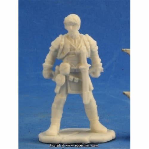 Reaper Miniatures REM89026 Bones PF-Eando Kline Perspective: front