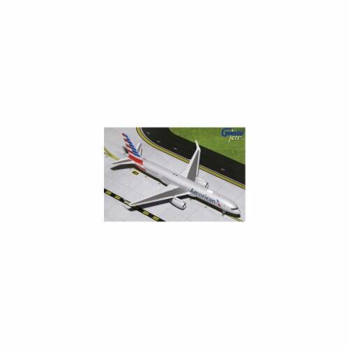 Gemini200 G2AAL767 American Boeing 757-200 N203UW Scale 1-200 Register No.N539UA Perspective: front
