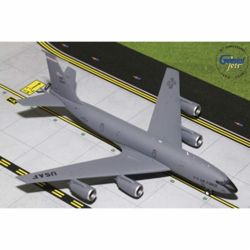 Gemini200 G2AFO777 USAF KC-135R Scale 1 by 200 Alabama Air National Guard ANG 80106 Perspective: front