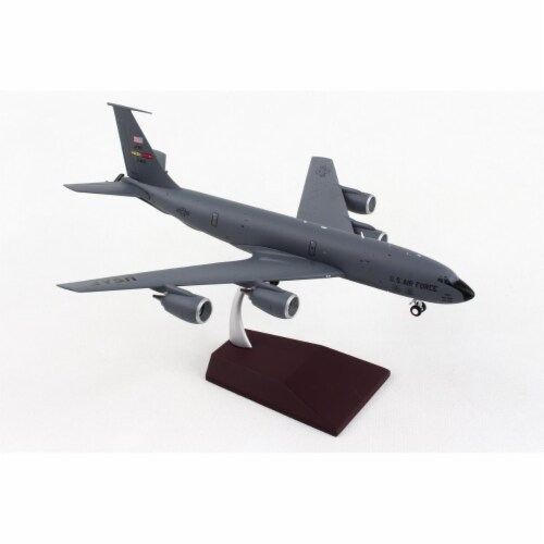 Gemini200 G2AFO887 1 by 200 Scale USAF Boeing KC-135R March AFB 71459 Die-Cast Metal Model Ai Perspective: front