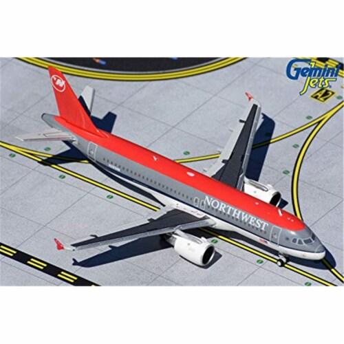 GJNWA556 Gemini Jets 1:400 Northwest Airbus A330-200 N853NW Die-Cast Model