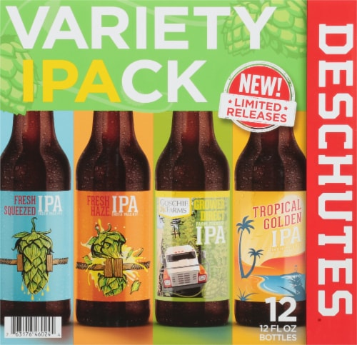 Deschutes Brewery Variety Pack Perspective: front