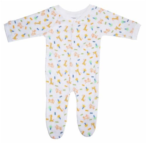 Bambini Preemie One Pack Terry Sleep & Play - Preemie Perspective: front