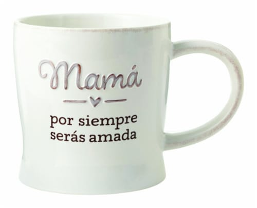 Hallmark Mama Ceramic Mug, Assorted - Pack of 4 Perspective: front
