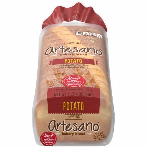 Alfaro's Artesano Potato Bread Perspective: front