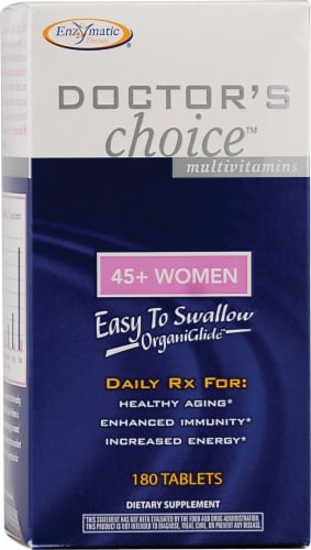 Enzymatic Therapy  Doctor's Choice™ 45 plus Women Perspective: front