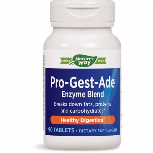 Enzymatic Therapy  Pro-Gest-Ade™ Perspective: front