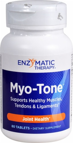 Enzymatic Therapy  Myo-Tone™ Perspective: front