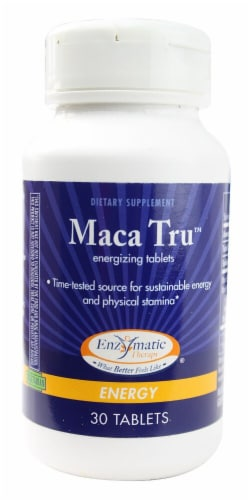 Enzymatic Therapy  Maca Tru™ Perspective: front