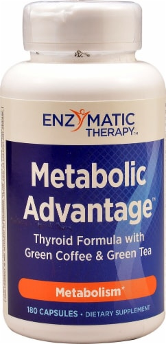 Enzymatic Therapy  Metabolic Advantage™ Perspective: front
