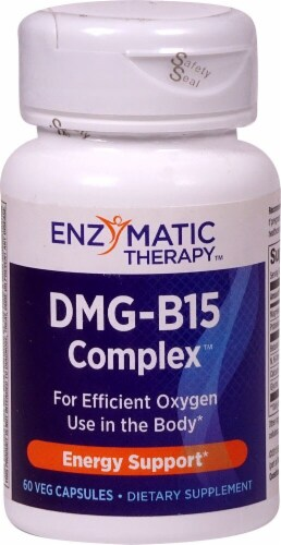 Enzymatic Therapy  DMG-B15 Complex™ Perspective: front