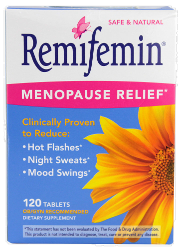 Remifemin Menopause Relief Perspective: front