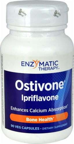 Enzymatic Therapy  Ostivone® Perspective: front
