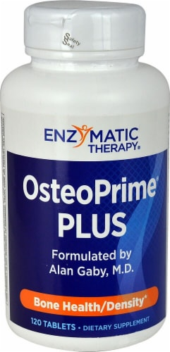 Nature's Way  OsteoPrime® Plus Calcium & Magnesium Perspective: front